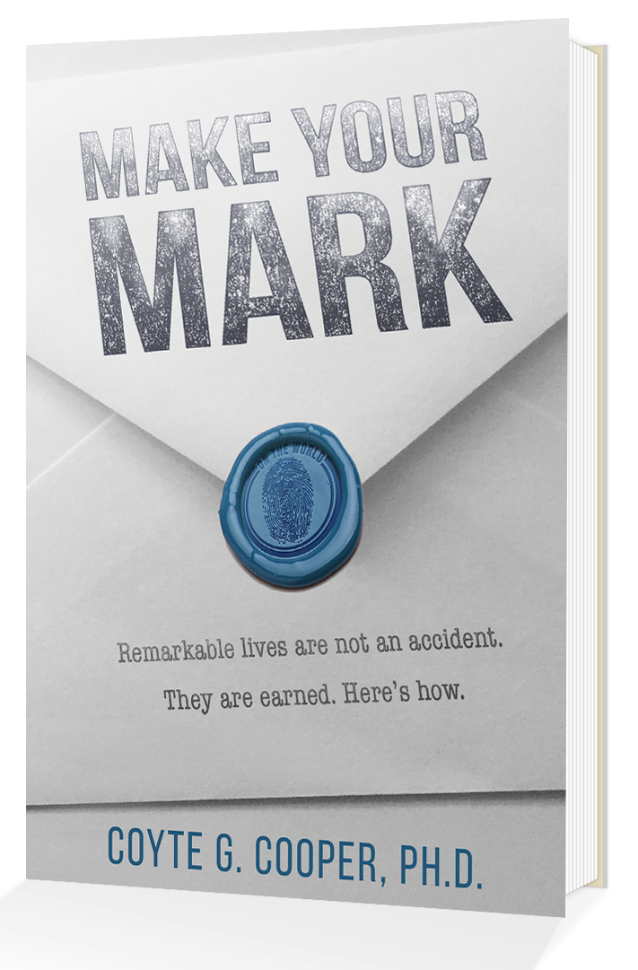 Make Your Mark Book